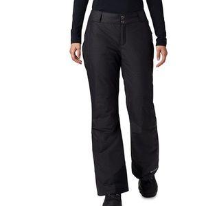 Columbia omni-heat insulated ski snow pants size M
